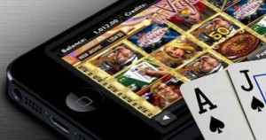 A Mobile Blackjack Casino
