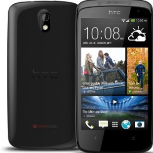 HTC Desire 500 Smartphone Review