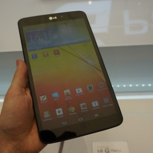 The LG G Pad 8.3 Review